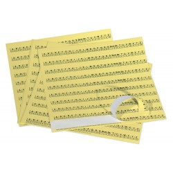 Alphabetleisten für OPTIMA Karteimappen (weiß)