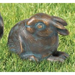 Kaninchen, stehend