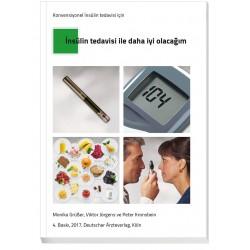 """Türkisches Patientenbuch """"Therapie mit Insulin"""""""