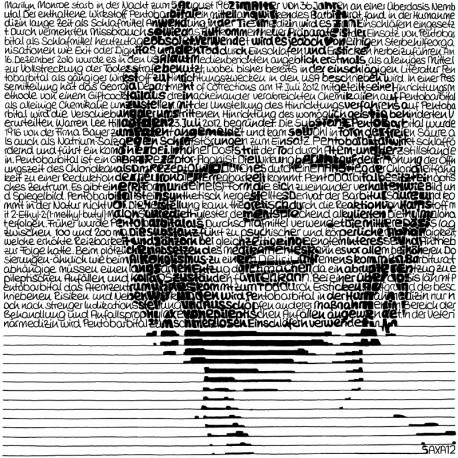 Marilyn Monroe, Saxa