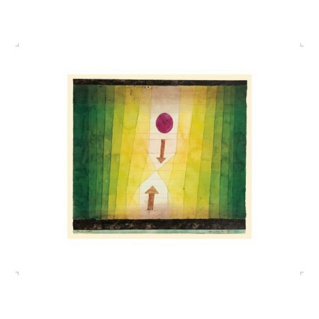 Vor dem Blitz, 1923, Paul Klee