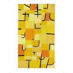 Zeichen in Gelb, 1937, 210 (U10) Paul Klee