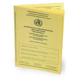 Internationaler Impfausweis - aktuelle Neuauflage 2021 (10 Stk.)