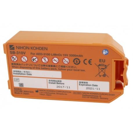 Ersatz-Batterie für Nihon Kohden AED 3100