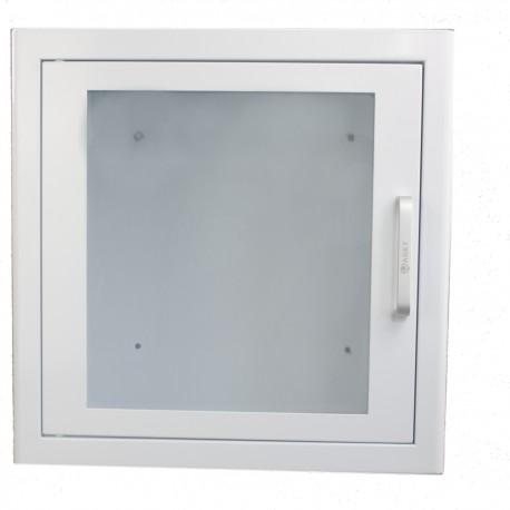 Wandschrank  für AED (Metall, Innenbereich)