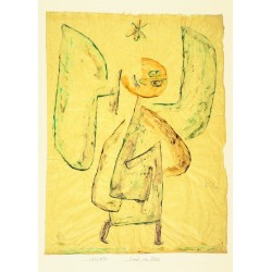 Paul Klee Engel vom Stern, 1939, 1050