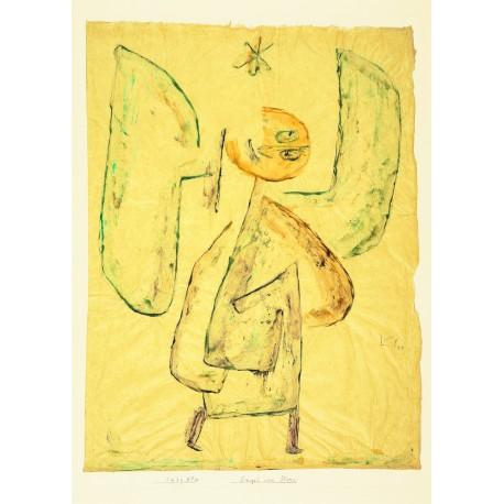 Paul Klee Engel vom Stern, 1939, 1050