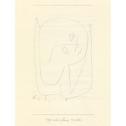 Engel voller Hoffnung, 1939, Paul Klee