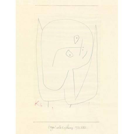 Engel voller Hoffnung, 1939, Paul Klee
