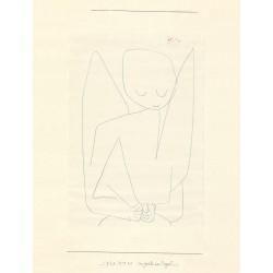 Vergesslicher Engel, 1939, Paul Klee