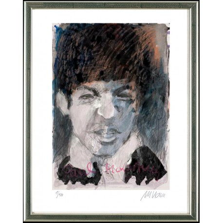 Portrait Paul McCartney, Armin Mueller-Stahl
