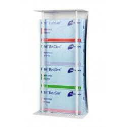 Handschuhhalter Alu Flex 4 - SET, inkl. Handschuhboxen
