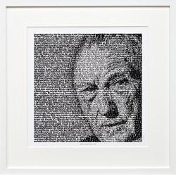 Konrad Adenauer, SAXA (50x50)