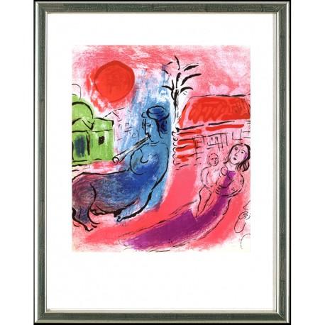 Marc Chagall, Maternité au Centaure, Paris 1957