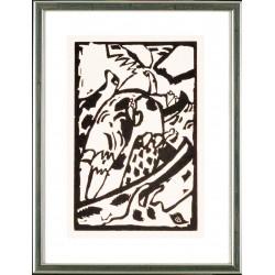 Improvisation 7, Wassily Kandinsky