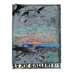 25 År Galleri 1und 1, Horst Janssen