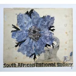 Blaue Blume, Horst Janssen