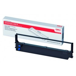 2er Pack OKI-Farbband für ML 6300