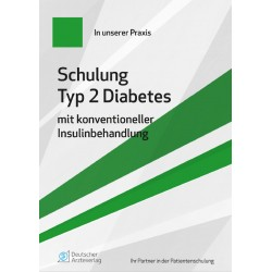 Konventionelle Insulintherapie - Poster zum Download