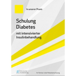 Intensivierte Insulintherapie – Poster zum Download