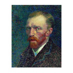 Selbstportrait, Vincent van Gogh