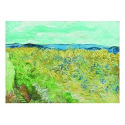Weizenfeld mit Kornblumen, Vincent van Gogh