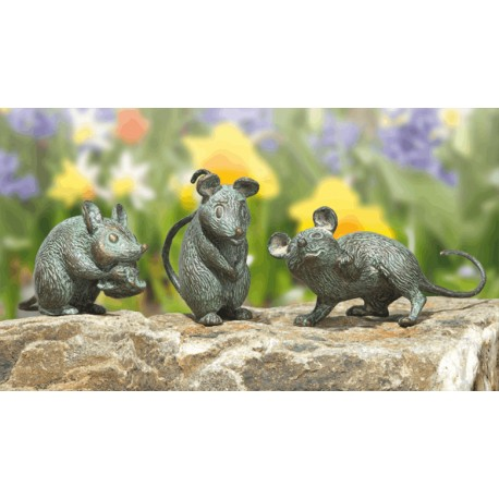 3 Mäuse als Set