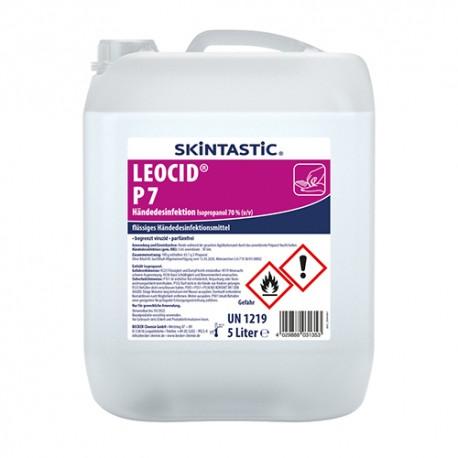 Hand-Desinfektionsmittel Skintastic® Leocid®  P7