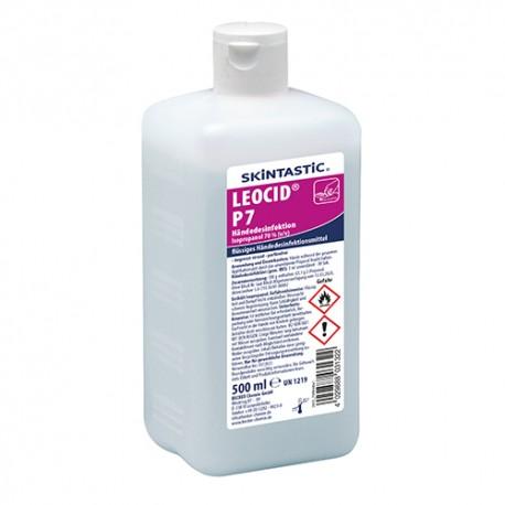 500ml Flüssiges Hand-Desinfektionsmittel Skintastic® Leocid® P7