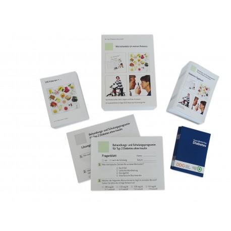 Behandlungs- und Schulungsprogramm für Typ 2 Diabetes ohne Insulingabe