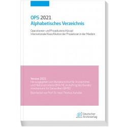 OPS 2021 Alphabetisches Verzeichnis