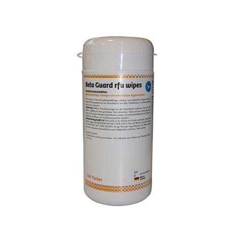 6 x Beta Guard Alkoholfreie Desinfektionstücher in der Box (je 150 Stk.)