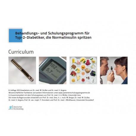 Curricula Präprandiale Insulintherapie