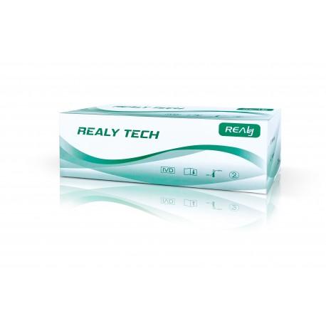 Realy Tech CoV-19 Antigen Schnelltest (25Stk.) Professional