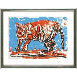 Markus Lüpertz, Tiger, ca. 2000