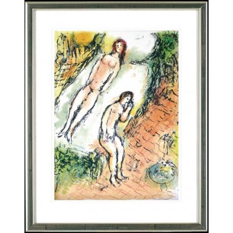 Marc Chagall, Odyssee – Wehklagen des Odysseus, 1974