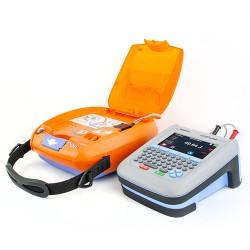 Sicherheitstechnische Kontrolle von Defibrillatoren u. AED-Geräten