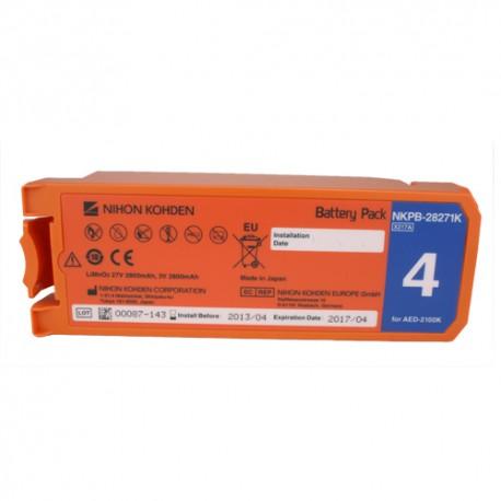 Ersatz-Batterie für Nihon Kohden AED 2100K