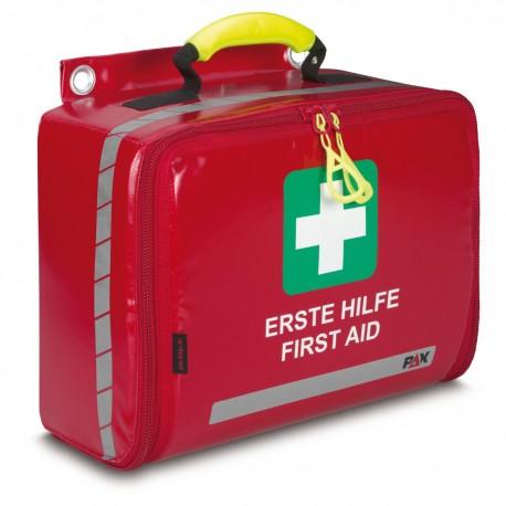 PAX Erste-Hilfe-Tasche XL, (Plan), rot