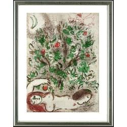 Marc Chagall, Paradies (Baum der Erkenntnis), 1960