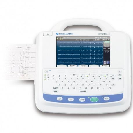 Nihon Kohden Cardiofax S EKG Gerät (3/6 Kanal)