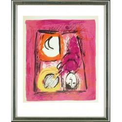 Marc Chagall, Das Fenster (La Fenêtre), 1957