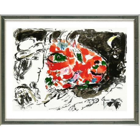 Marc Chagall, Aprés l'Hiver, 1972