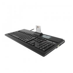 Tastatur mit integriertem eGK Kartenterminal Cherry G87-1505