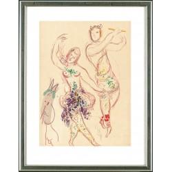 Marc Chagall, Le Ballett, 1969