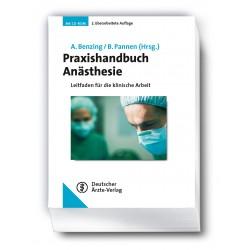 Praxishandbuch Anästhesie