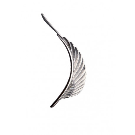 Brosche Silver Swing, Paul Wunderlich