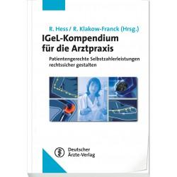 IGeL-Kompendium für die Arztpraxis