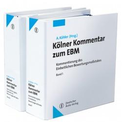 Kölner Kommentar zum EBM