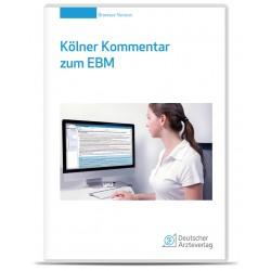 Kölner Kommentar zum EBM auf CD-ROM